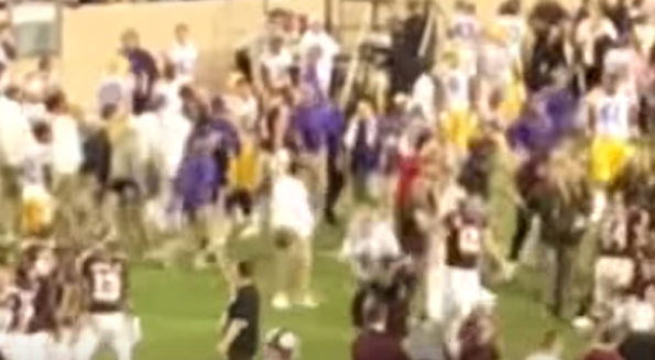 Jimbo Fisher's Son Cole Punched LSU Coach With Parkinson Disease