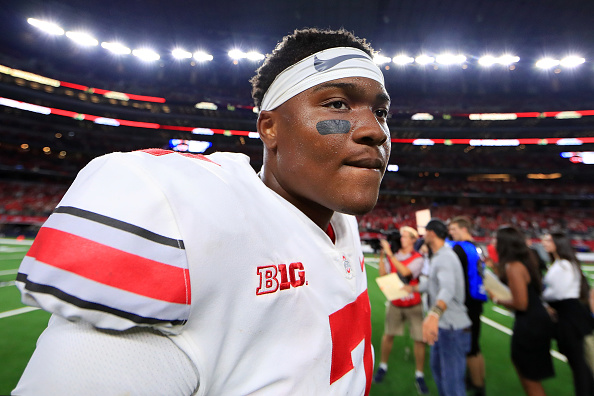 Draft advisory board tells Dwayne Haskins he's a first-round quarterback