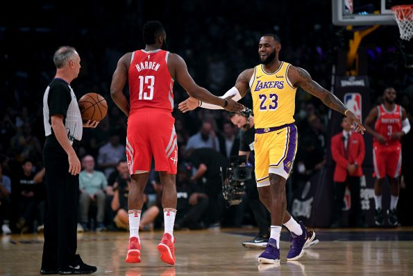 LeBron and Lakers look to bounce back against feisty Hornets