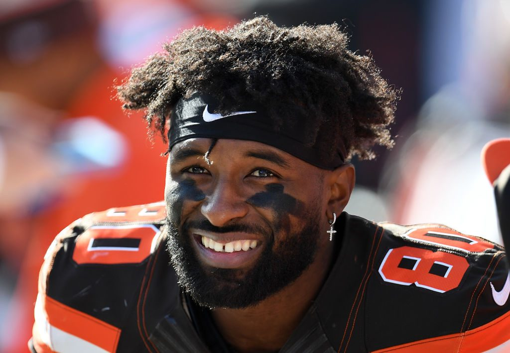 Browns' Landry undergoes surgery on injured hip