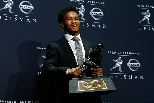 Kyler Murray NFL Draft: Odds on When Oklahoma QB Will Be Picked