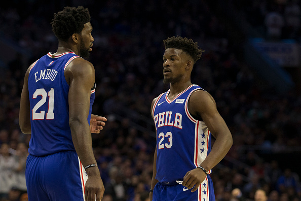 Joel Embiid struggling to get on board with new role
