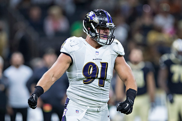 Ravens Issue Statement Condemning Offensive Tweets By Patrick Ricard