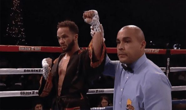 Transgender Boxer Patricio Manuel Wins Debut Fight