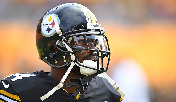 Steelers president says all options on table with WR Antonio Brown