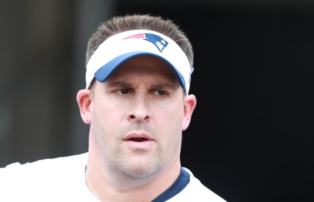 Josh McDaniels 'enthusiastically interested' in Browns job, report says