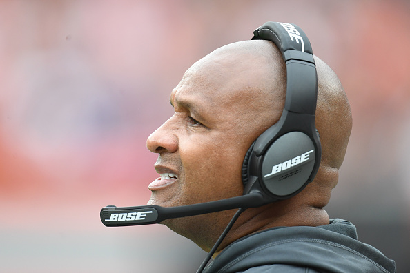 Hue Jackson cursed out Browns owner after being fired