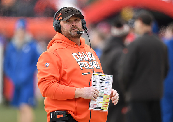 Report: 'Signs Pointing' To Browns Hiring This Coach