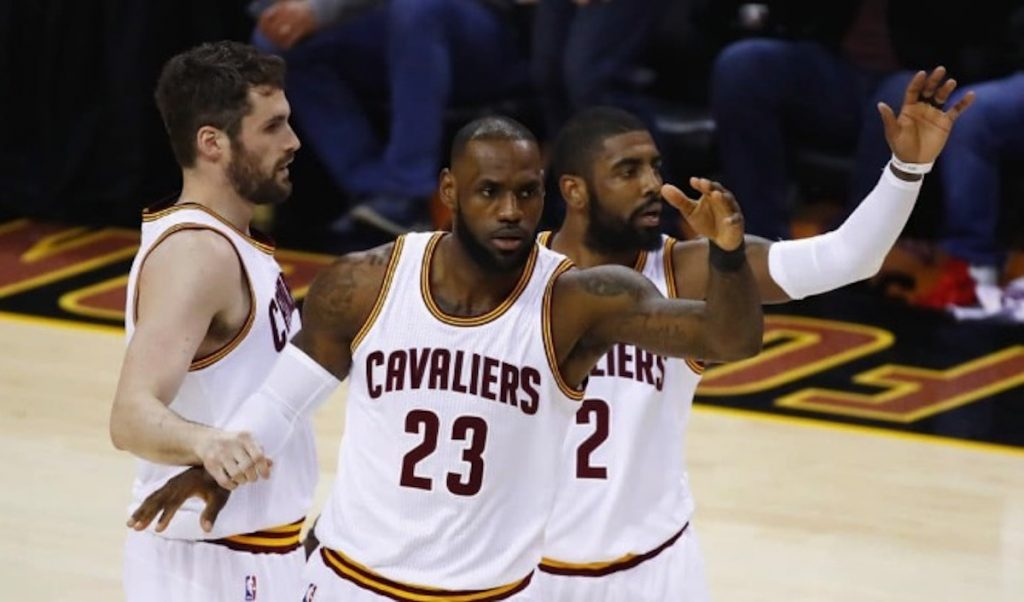 Kyrie Irving Spoke With LeBron James To Apologize & Seek Advice On Leadership