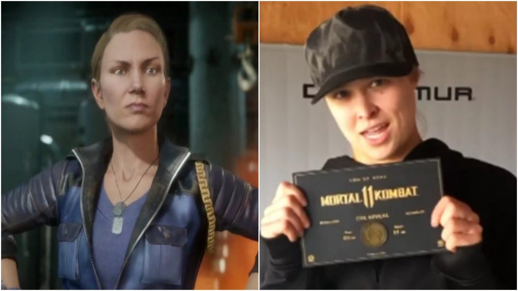 Mortal Kombat 11 gameplay trailers feature ultra gore and Ronda Rousey