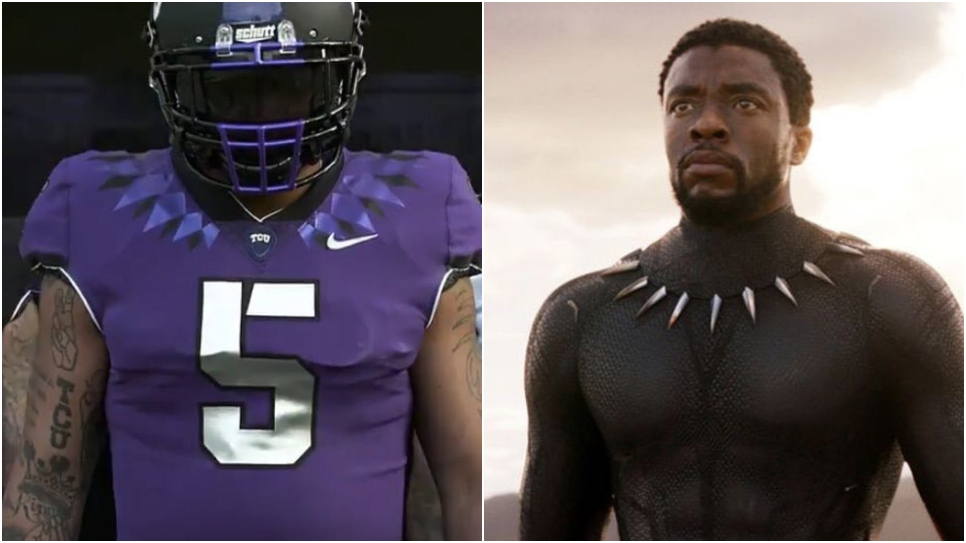 f929c649c TCU Releases Incredible Hype Video To Unveil New 2019 Uniforms (VIDEO) |  Total Pro Sports