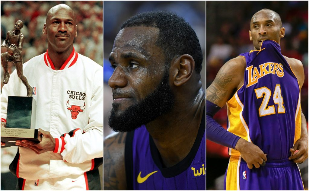 b36a93fec3b When ti comes to the debate of Michael Jordan, LeBron James, and sometimes  even Kobe Bryant, everybody has their varying opinion that they will stick  to no ...