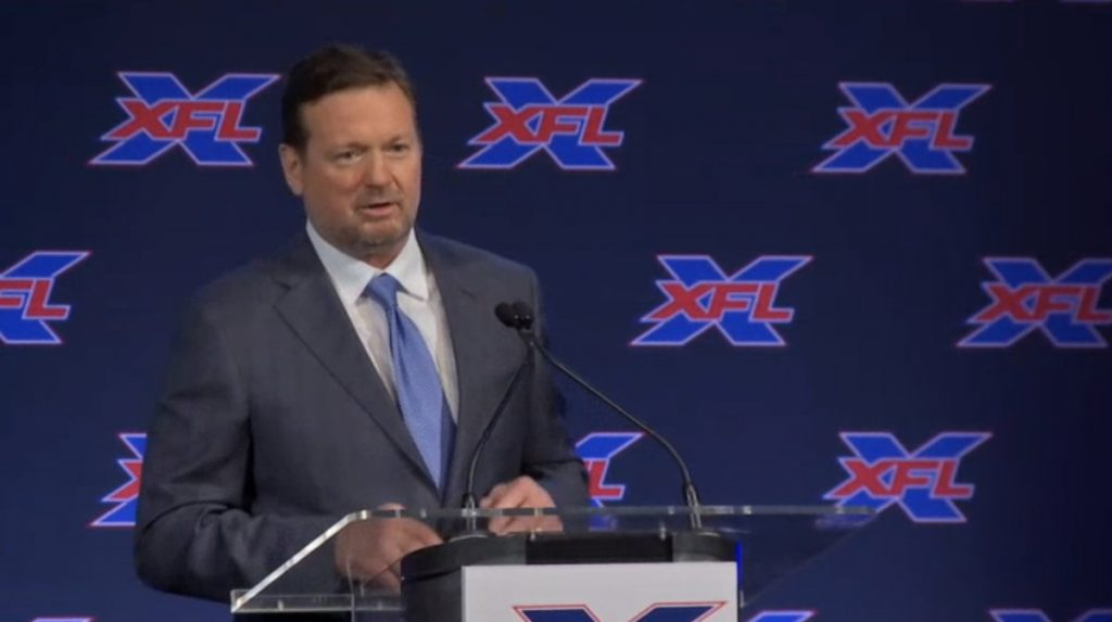 Dallas' newest head coach Bob Stoops is ready for XFL