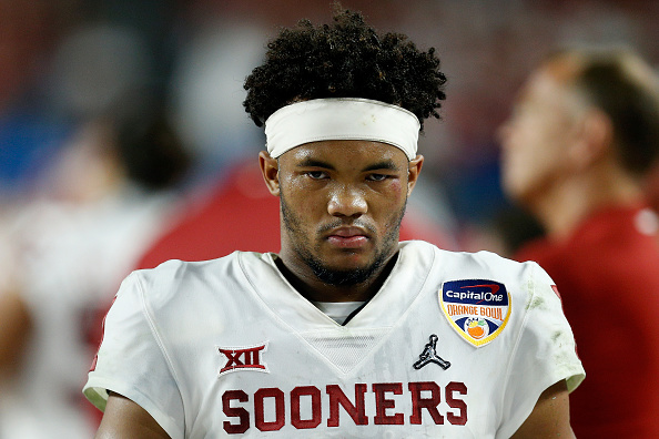 Kyler Murray says he's fully committed to being an National Football League quarterback