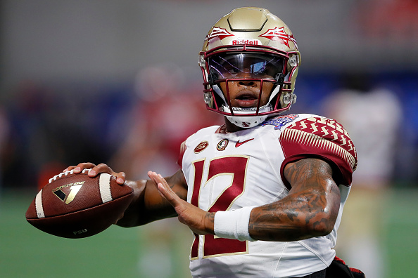 Quarterback Deondre Francois dismissed from team