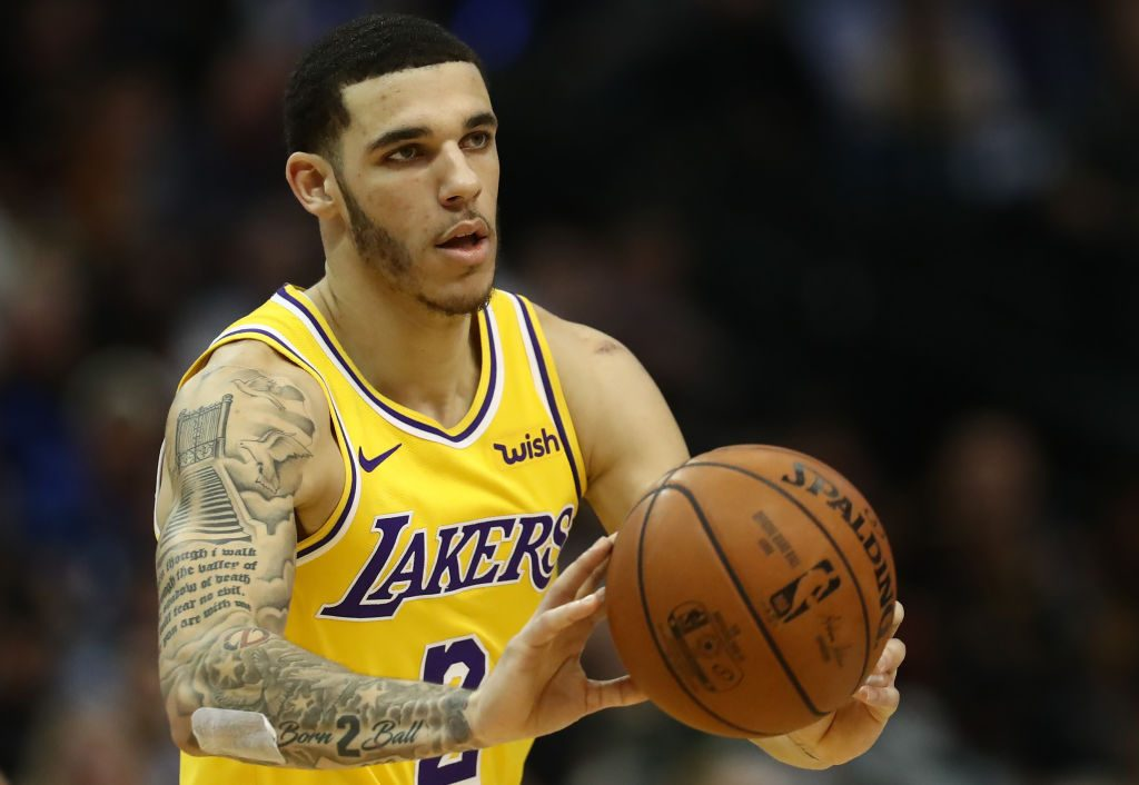 Lakers asked Lonzo if Big Baller Brand shoes contributed to injuries