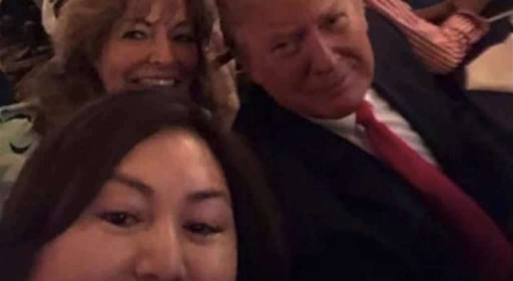 Trump Super Bowl Party Attended By Founder Of Orchids Of Asia Spa
