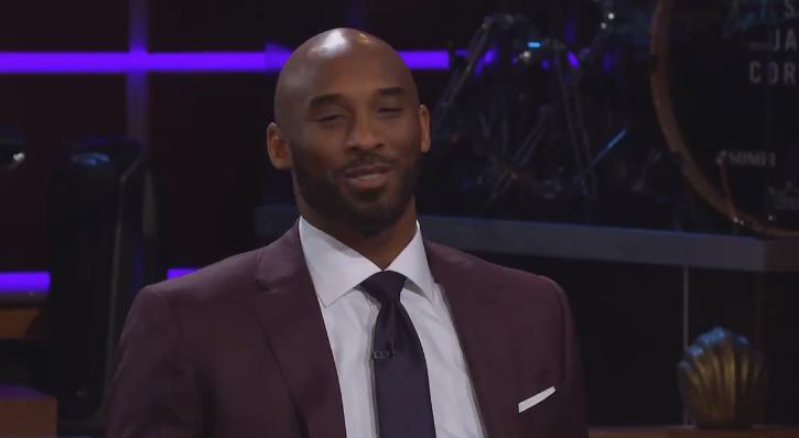 Vomit-Threatened Kobe Bryant Picks Michael Jordan Over LeBron James
