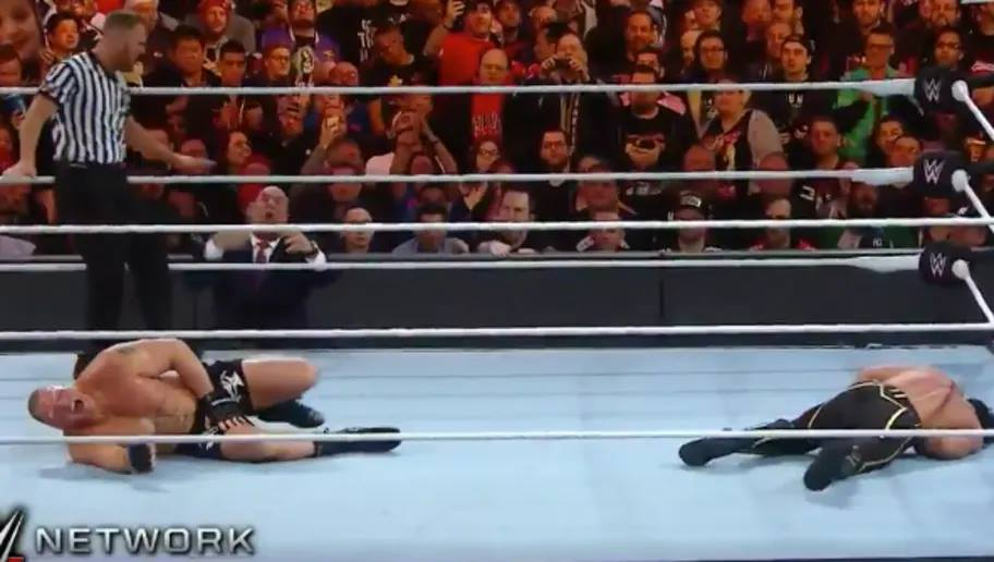 Brock Lesnar losing at WrestleMania hints at likely UFC return
