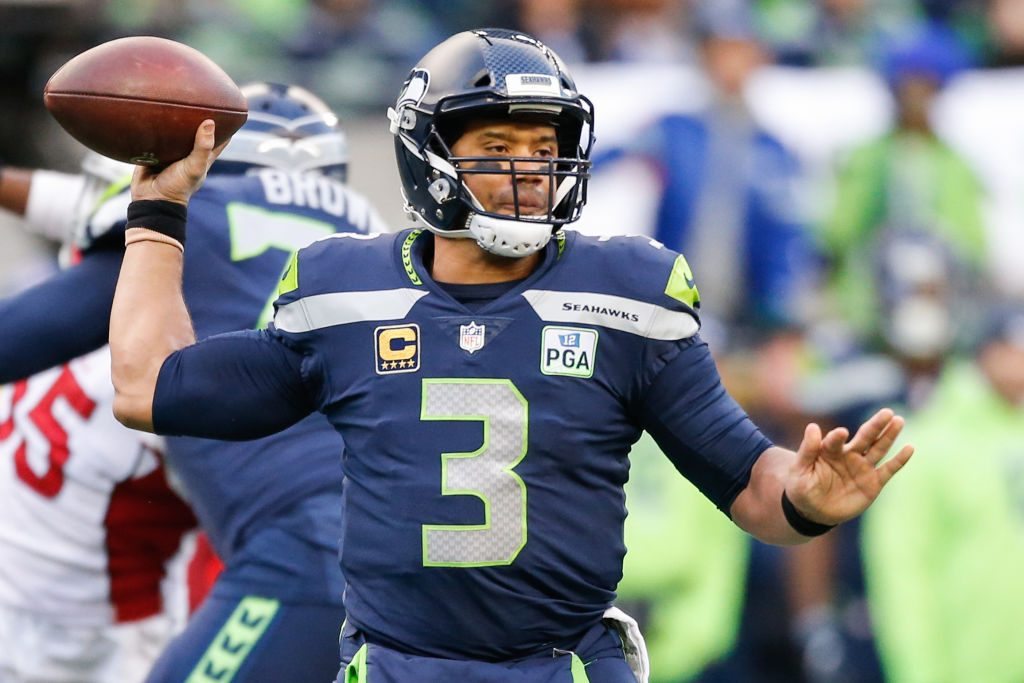 Russell Wilson reportedly not considering offseason holdout