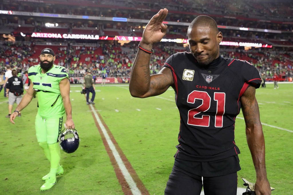 Patrick Peterson suspended 6 games, including Week 3 matchup with Panthers
