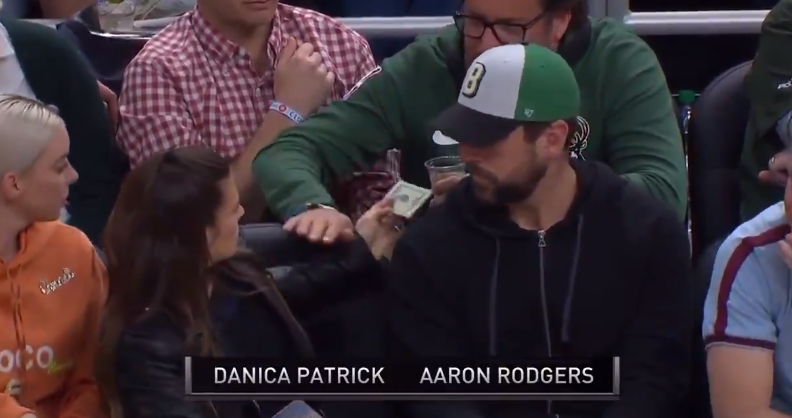 Is Aaron Rodgers going to be on Game of Thrones?