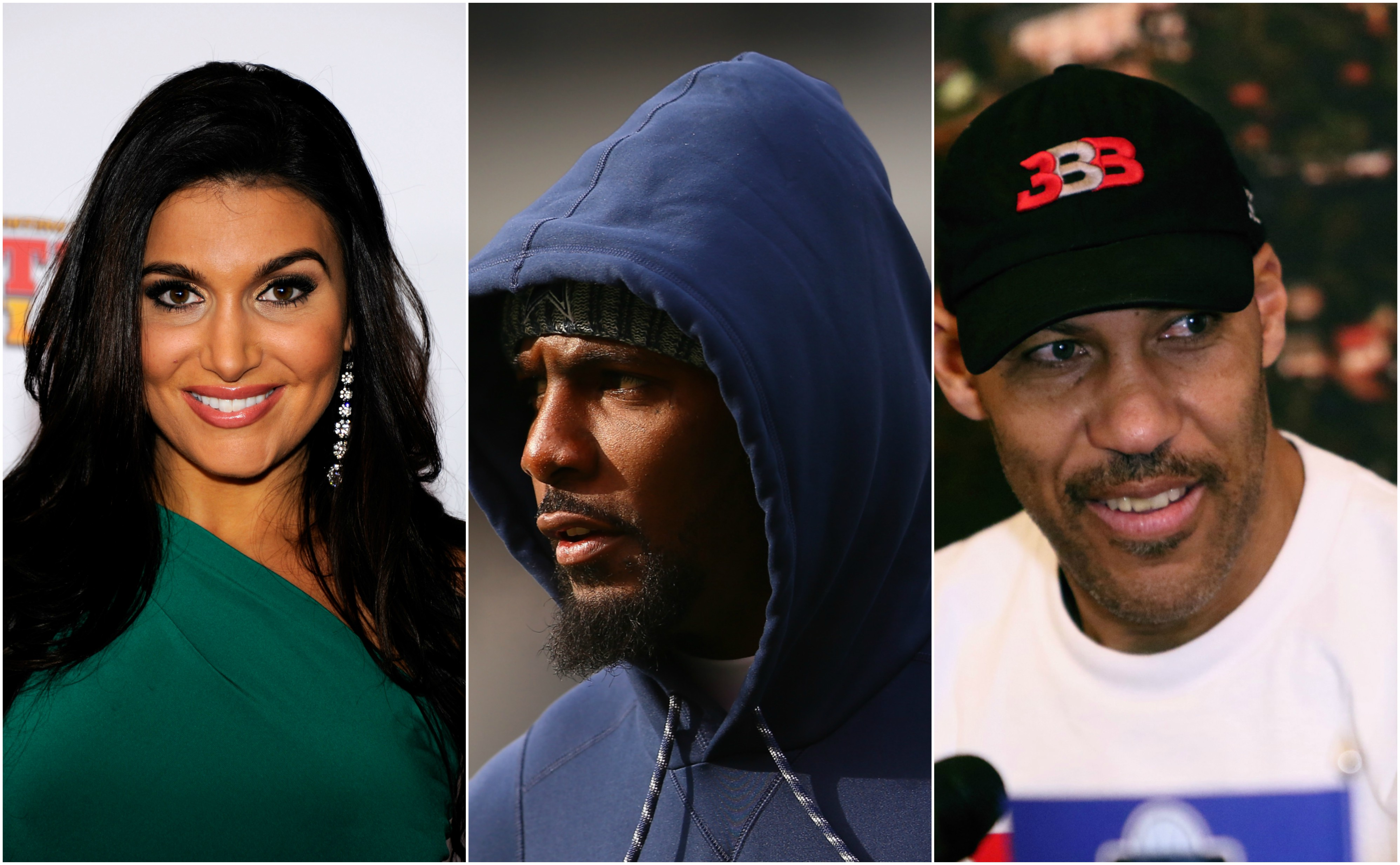 Dez Bryant Calls Out Molly Qerim For Her Immaturity Defends