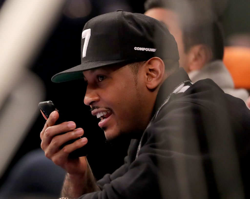Is this the end of the road for Carmelo Anthony?