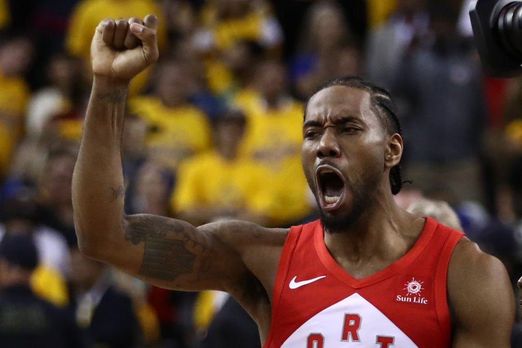 Kawhi Leonard, Kevin Durant consider teaming up