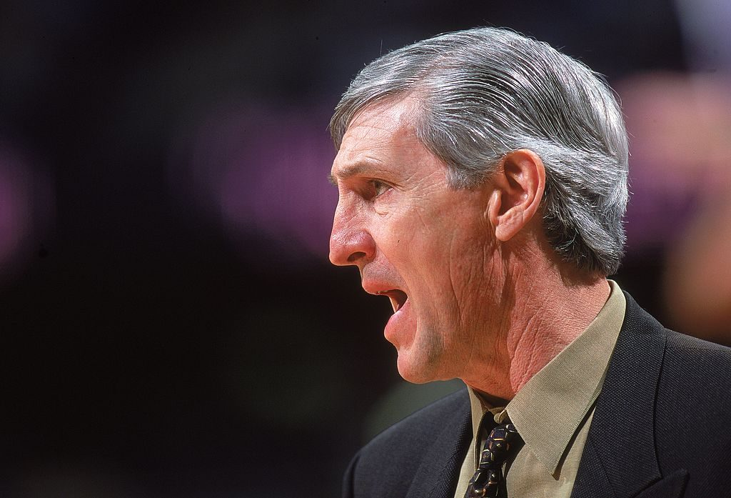 jerry sloan - photo #5