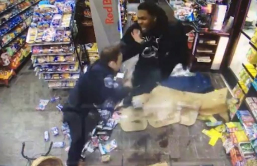 NFL's Malik McDowell Tased During Fight With Police Officer: Footage Revealed