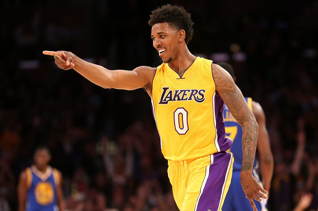 Nick Young says Steve Kerr rolls the best blunt in the National Basketball Association