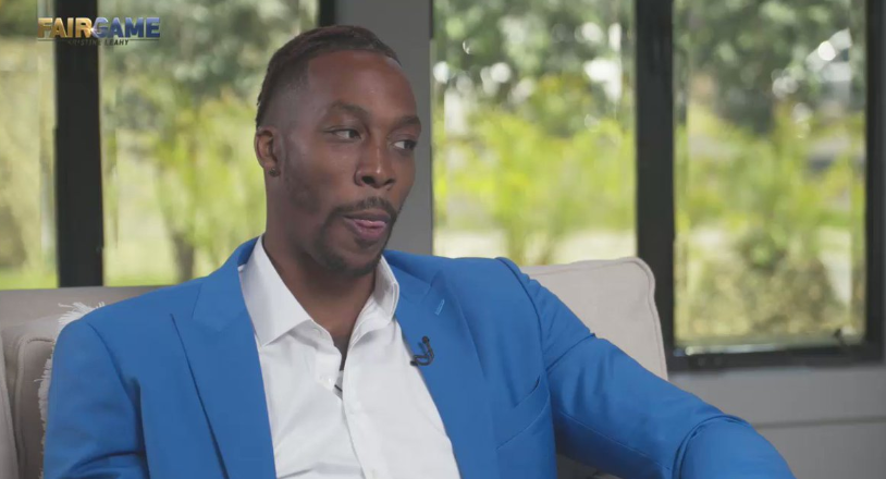 Dwight Howard Speaks Out About His Sexuality: