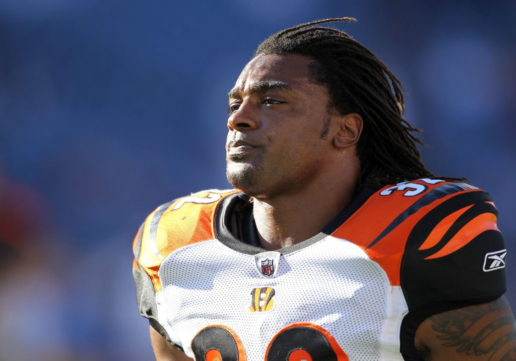 Former Bears running back Cedric Benson reported dead in motorcycle crash