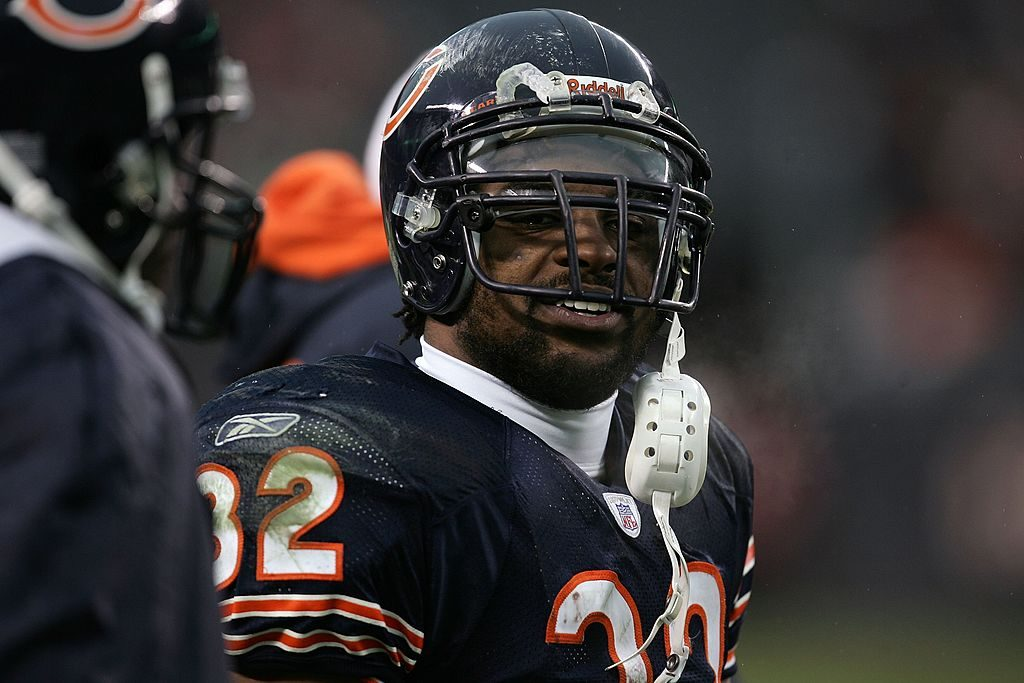 Former NFL RB Cedric Benson Killed In Motorcycle Accident