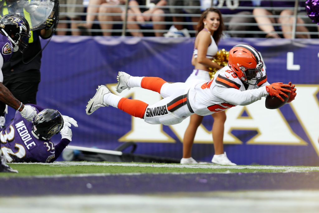 Browns Trade RB Duke Johnson to Texans for 2020 Draft Pick