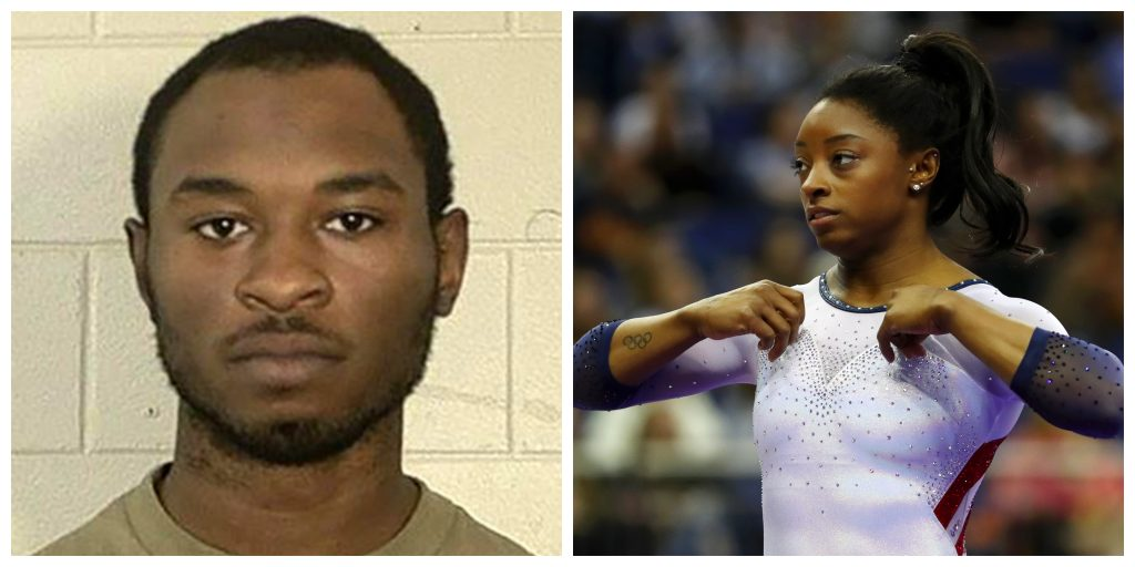 Olympic Gymanast Simone Biles' Brother Charged with Triple Homicide in Cleveland