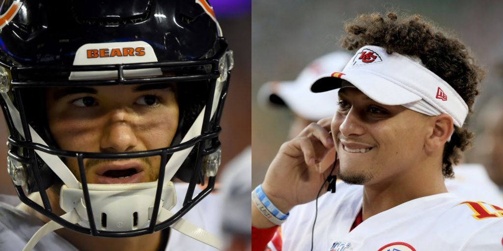 Patrick Mahomes Can Throw 41 Straight Ints Next Game Still