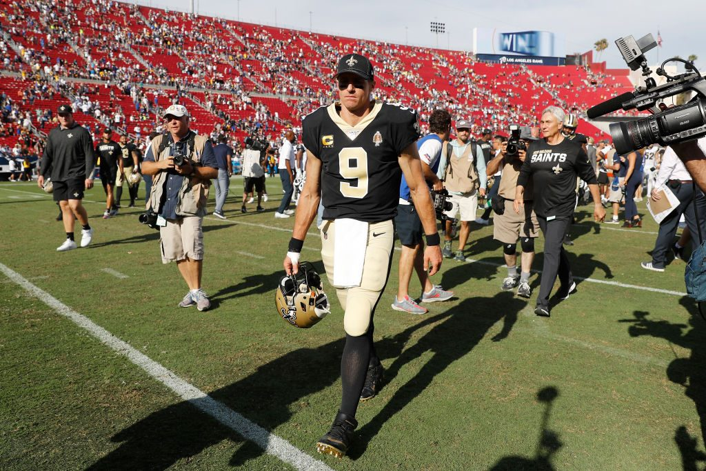 Drew Brees Injury: Saints QB Fears Thumb Ailment Could Be 'Significant'