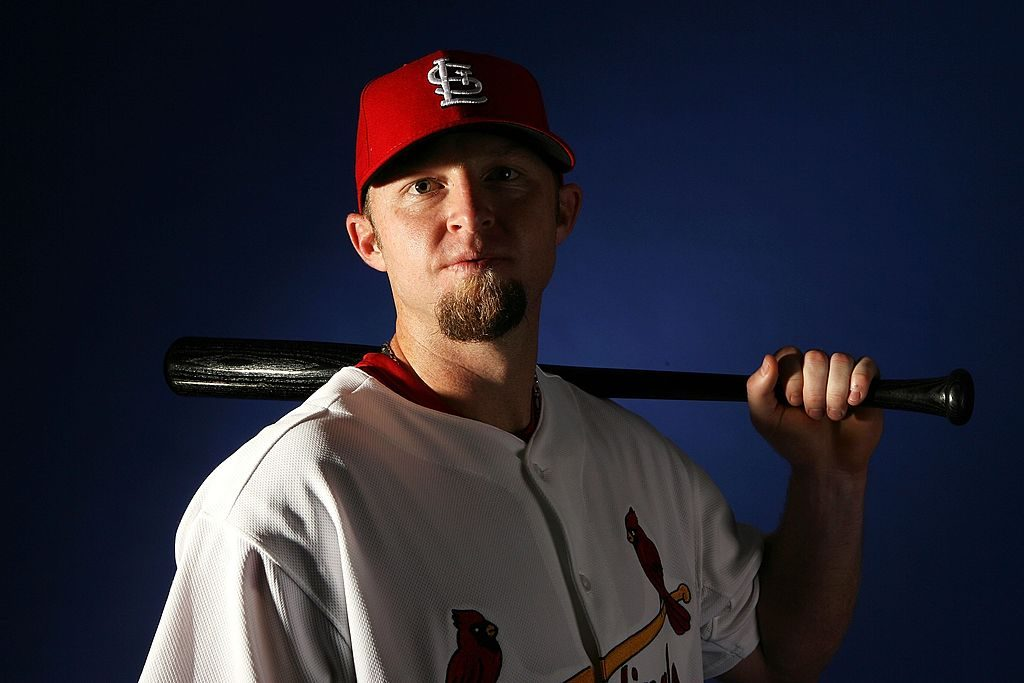 Former St. Louis Cardinals player Chris Duncan dies at 38