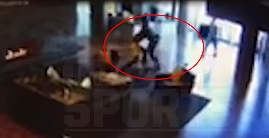 NFL Player Su'a Cravens & NBA Player Malik Beasley Seen Fighting