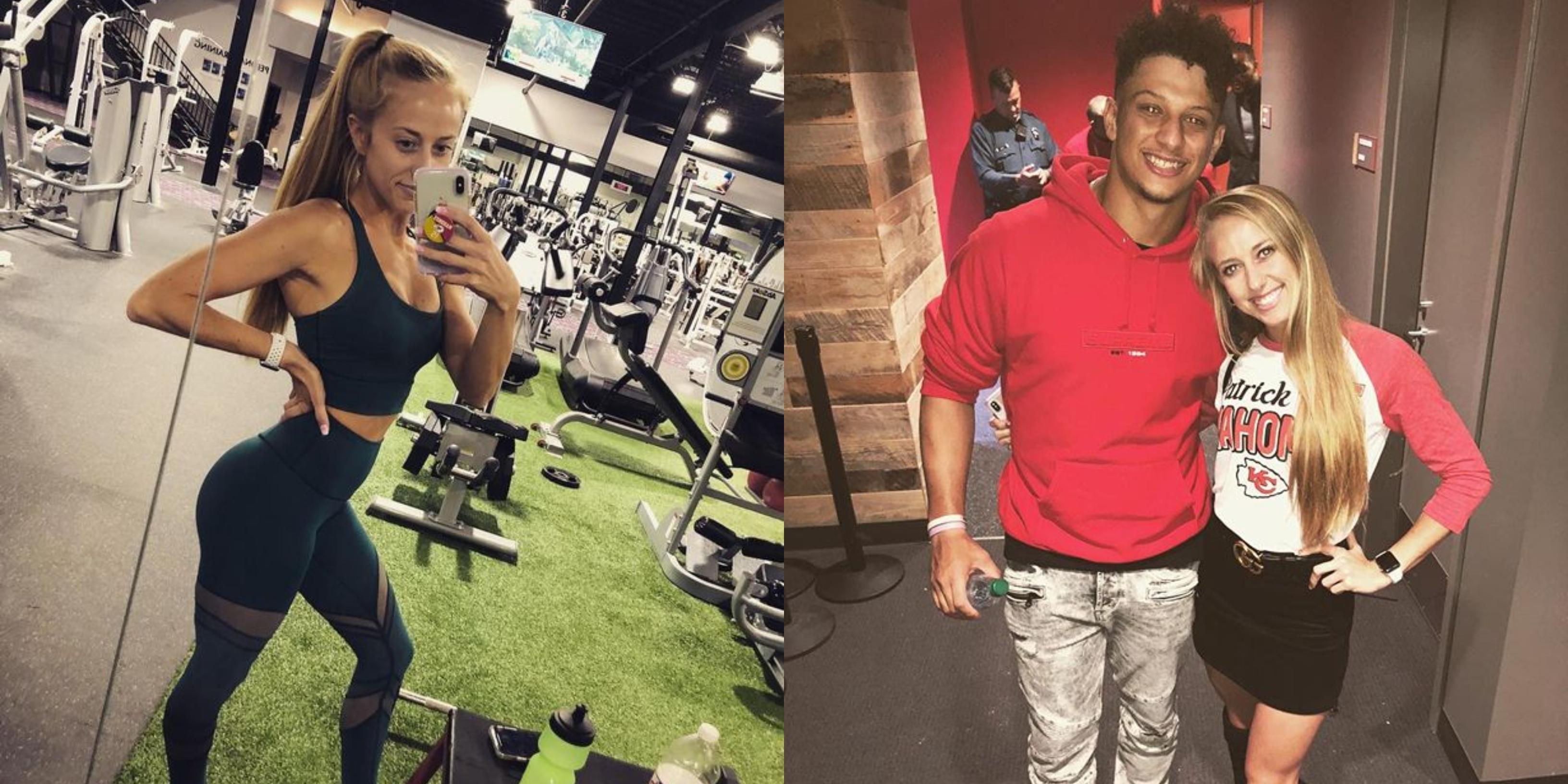 Patrick Mahomess girlfriend revealed as Kansas City