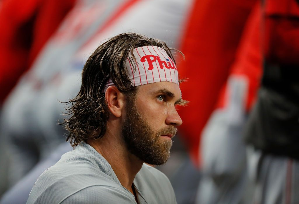Phillies' Bryce Harper Not Feeling Jealous Of Nationals' World Series Berth
