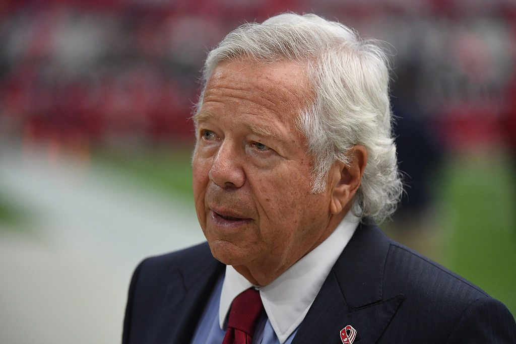 Patriots owner Robert Kraft may face felony charge in prostitution case