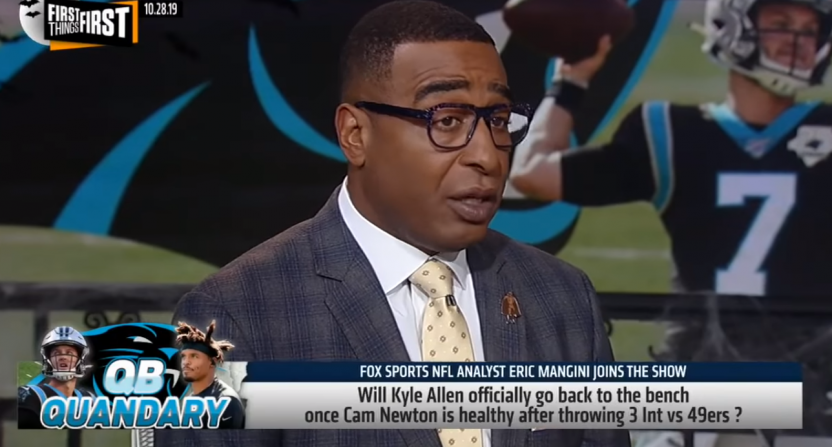 Cris Carter, former Ohio State star, out as analyst at Fox Sports