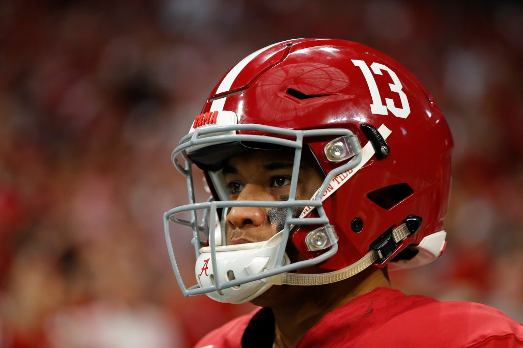 Paul Finebaum's Message For Alabama QB Tua Tagovailoa