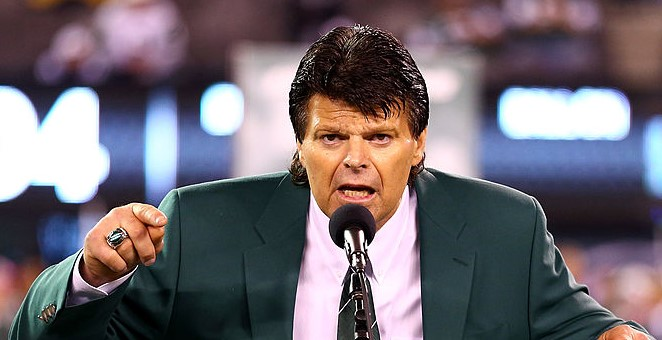 Former Jets Great Mark Gastineau Reveals He Was Repeatedly Sexually Assaulted As A Child Total Pro Sports