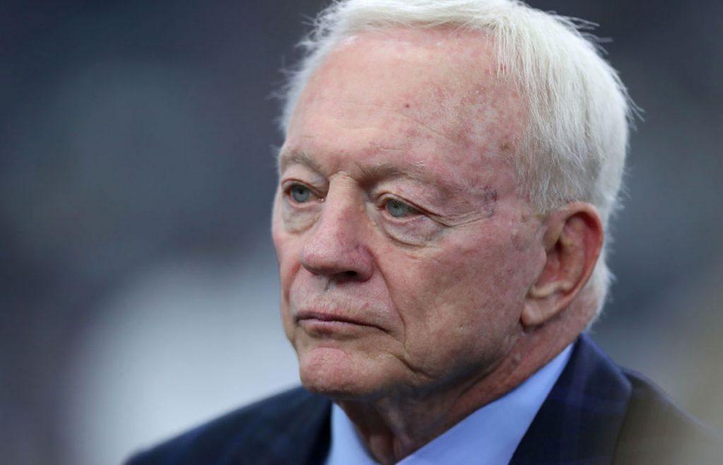 Jerry Jones: 'Zero chance' of Super Bowl run without Garrett