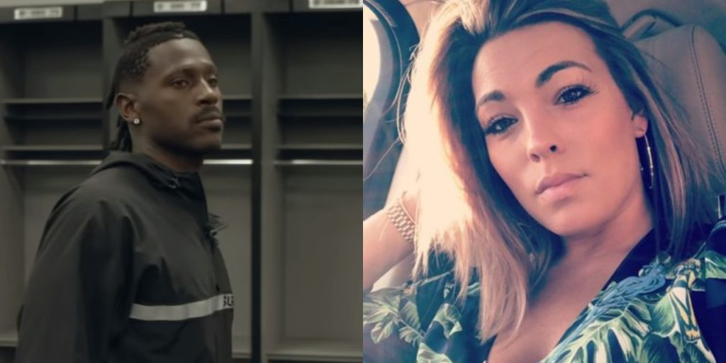 Antonio Brown S Baby Mama Backs Down From Exposing Him I Won T Ruin His Reputation Pics Total Pro Sports