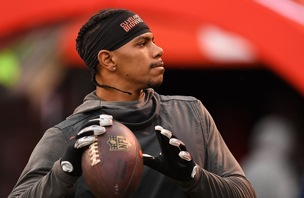 Terrelle Pryor And Suspect Both Arrested After Stabbing